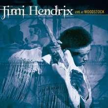 Jimi Hendrix: Live At Woodstock, CD