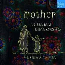 Nuria Rial & Dima Orsho - Mother, CD