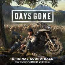 Filmmusik: Days Gone (Original Soundtrack), CD