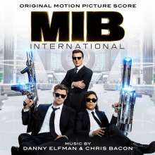 Filmmusik: Men in Black: International, CD
