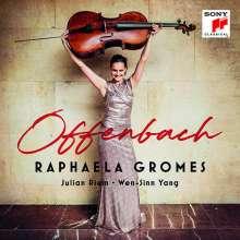 Jacques Offenbach (1819-1880): Kammermusik für Cello (Von Raphaela Gromes exklusiv für jpc signiert), CD