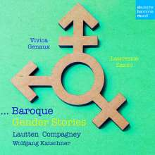 Vivica Genaux & Lawrence Zazzo - Baroque Gender Stories, 2 CDs