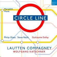 Lautten Compagney - Circle Lines (180g), LP