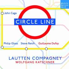 Lautten Compagney - Circle Lines, CD