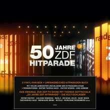 50 Jahre ZDF Hitparade (Box-Set), 4 LPs
