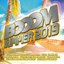 Booom Summer 2019, 2 CDs