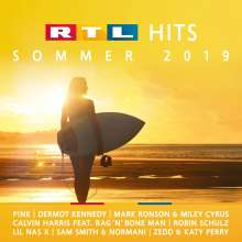 RTL HITS Sommer 2019, 2 CDs