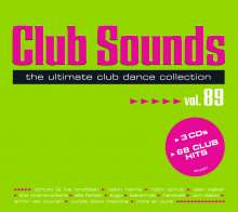 Club Sounds Vol. 89, 3 CDs