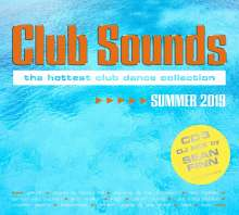 Club Sounds Summer 2019, 3 CDs