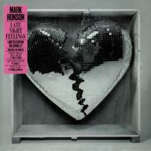 Mark Ronson: Late Night Feelings (Limited-Edition) (Colored Vinyl), 2 LPs