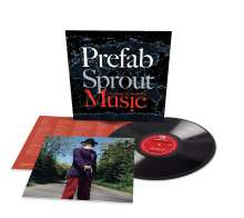 Prefab Sprout: Let's Change The World With Music (remastered) (180g), LP