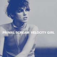 "Primal Scream: Velocity Girl / Broken (Indie Retail Exclusive), Single 7"""