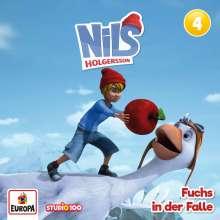04/Fuchs in der Falle (CGI), CD