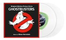 Filmmusik: Ghostbusters (Score) (remastered) (Limited-Edition) (Colored Vinyl), 2 LPs