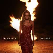 Céline Dion: Courage, CD