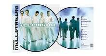 Backstreet Boys: Millennium (Limited Edition) (Picture Disc), LP
