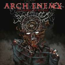 Arch Enemy: Covered In Blood, CD