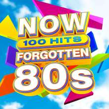 Now 100 Hits Forgotten 80s, 5 CDs