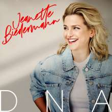 Jeanette Biedermann: DNA, CD