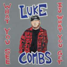 Luke Combs: What You See Is What You Get, CD