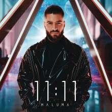 Maluma: 11:11, CD