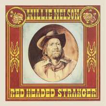 Willie Nelson: Red Headed Stranger, LP