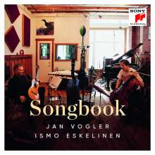 Jan Vogler & Ismo Eskelinen - Songbook, CD