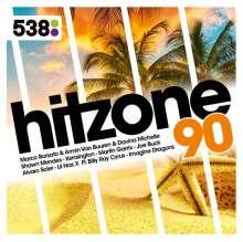 Hitzone 90, CD