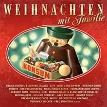 Weihnachten mit Familie, 2 CDs