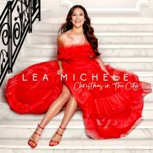 Lea Michele: Christmas in The City, CD