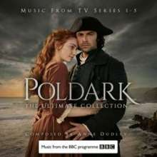 Filmmusik: Poldark: The Ultimate Collection, 3 CDs