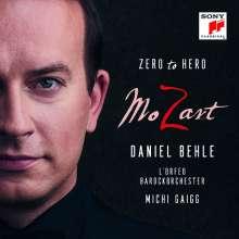 Daniel Behle - MoZart, CD