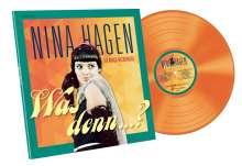 Nina Hagen: Was denn? The Amiga Recordings (Orange Vinyl), LP