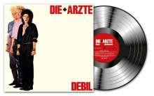 Die Ärzte: Debil (180g), LP