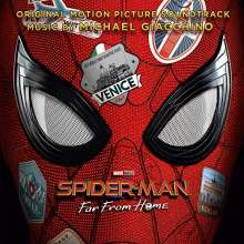 Michael Giacchino (geb. 1967): Filmmusik: Spider-Man: Far From Home (O.S.T.) (180g), LP
