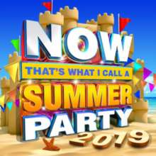 Now That's What I Call A Summer Party 2019, 2 CDs