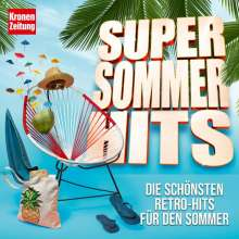 Super Sommer Hits 2019, 2 CDs