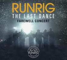 Runrig: The Last Dance - Farewell Concert (Live at Stirling) (Limited-Edition), 3 CDs