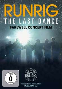 Runrig: The Last Dance - Farewell Concert Film, 2 DVDs