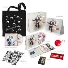 Fantasy: Casanova (Limitierte Fanbox), 2 CDs und 3 Merchandise