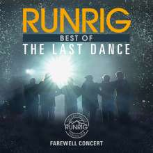 Runrig: The Last Dance - Farewell Concert Best Of (Live At Stirling), 2 CDs