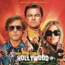 Filmmusik: Quentin Tarantino's Once Upon A Time In Hollywood, CD