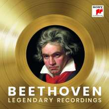 Ludwig van Beethoven (1770-1827): Beethoven - The 25 Greatest Recordings (Sony-Edition), 25 CDs