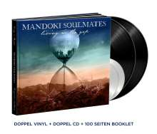 ManDoki Soulmates: Living In The Gap + Hungarian Pictures (Limited-Premium-Box) (signiert, exklusiv für jpc), 2 LPs