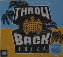 Ministry Of Sound: Throwback Ibiza, 3 CDs