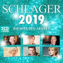 Schlager 2019, 3 CDs