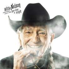 """Willie Nelson: Sometimes Even I Can Get Too High (Limited Edition) , Single 7"""""""