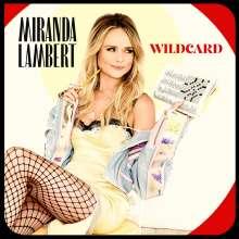 Miranda Lambert: Wildcard, CD
