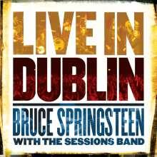 Bruce Springsteen: Live In Dublin, 3 LPs