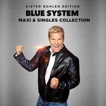 Blue System: Maxi & Singles Collection (Dieter Bohlen Edition), 3 CDs